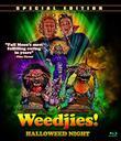 Weedjies: Halloweed Night [Blu-ray]