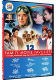 Family Movie Favorites - 12 Film Collection