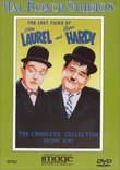 The Lost Films of Laurel & Hardy: The Complete Collection, Vol. 9