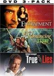 Crime 3-Pack (Entrapment / Romancing the Stone / True Lies)
