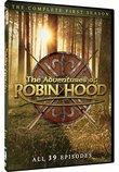 Adventures of Robin Hood: Season 1
