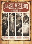 Classic Western Round-Up, Vol. 1 (The Texas Rangers / Canyon Passage / Kansas Raiders / The Lawless Breed)