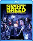 Nightbreed: The Director's Cut (Limited Edition) [Blu-ray]