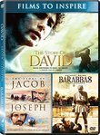 Barabbas / Story of David, the (1976) / Story of Jacob and Joseph, the - Set