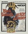 Black Sabbath and Black Sunday [Blu-ray]