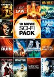 10-Movie Sci-Fi Pack