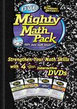 The Standard Deviants - DVD Mighty Math Pack
