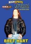 NWA Wrestling Legends Fanfest Q&A Series: Bret Hart DVD