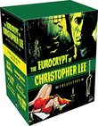 The Eurocrypt Of Christopher Lee Collection (Blu-ray + CD) [8-Disc Collector's Set]