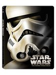 Star Wars: Episode V - The Empire Strikes Back Steelbook [Blu-ray]