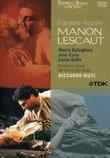 Puccini - Manon Lescaut / Cura, Guleghina, Gallo, Roni, Berti, Banditelli, Mori, Bolognesi, Muti, La Scala Opera