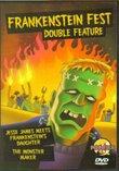 Jesse James Meets Frankenstein's Daughter + The Monster Maker (Frankenstein Fest Double Feature)