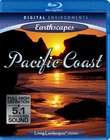 Living Landscapes: Earthscapes - Pacific Coast [Blu-ray]