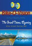 Bike-O-Vision Cycling Journey- The Grand Tetons, Wyoming (Widescreen DVD #10)