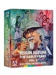 Seijun Suzuki: The Early Years. Vol. 1 Seijun Rising: The Youth Movies [4-Disc Limited Edition] [Blu-ray + DVD]