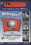 The Adventures of Ellery Queen, Boston Blackie, Dragnet (TV From Yesteryear: Detectives)
