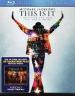 Michael Jackson: This Is It (Two-Disc Limited Edition with 3D Backstage Pass version 3) [Blu-ray]