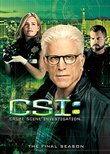 Csi: Crime Scene Investigation - The Final Season