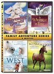Family Adventure Series 4-Film Set [DVD]