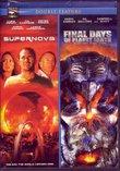 Supernova & Final Days of Planet Earth