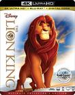 Lion King, The [4K Ultra HD + Blu-ray]