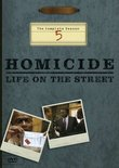 Homicide Life on the Street - The Complete Season 5