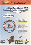 Latino Kids Songs DVD