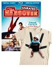 The Hangover (Unrated & Theatrical Version with Limited Edition Baby Carlos T-Shirt) [Blu-ray]