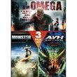 AVH: Alien vs. Hunter / I Am Omega / Monster