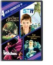 Children's Fantasy: 4 Film Favorites (The Secret Garden / 5 Children & It / The Witches / The Neverending Story)