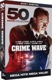 Crime Wave - 50 Movie MegaPack - DVD+Digital