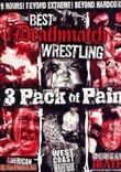 Best of Deathmatch Wrestling Box Set
