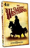 TV Classic Westerns - 4 DVD Set - Over 15 Hours!