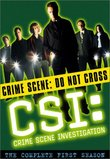 C.S.I. Crime Scene Investigation - The Complete First Season