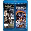 The Last Sentinel/Final Days of Planet Earth [Blu-Ray]