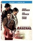 Arsenal [Bluray + Digital HD] [Blu-ray]