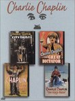 Charlie Chaplin Boxed Set (City Lights / The Great Dictator / Modern Times / The Gold Rush)