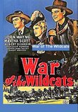 John Wayne in War of The Wildcats (aka. In Old Oklahoma )