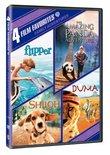 Family Adventure: 4 Film Favorites