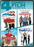 Three Stooges, The / Parental Guidance / Gulliver's Travels / Tooth Fairy Quad Feature