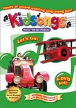 Kidsongs - Let's Go (Cars Boats Trains & Planes / I Can Do It / I'd Like to Teach the World to Sing / Ride the Roller Coaster)