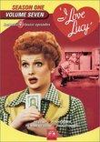 I Love Lucy - Season One (Vol. 7)