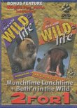 It's A Wild Wild Life: Munchtime Lunchtime + Bath'n In The Wild