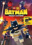LEGO DC: Batman: Family Matters (Blu-ray)