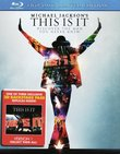 Michael Jackson: This Is It (Two-Disc Limited Edition with 3D Backstage Pass version 1) [Blu-ray]