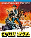 Captain Apache (1971) [Blu-ray]