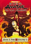 Avatar the Last Airbender - Book 3 Fire, Vol. 3