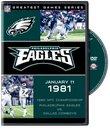 NFL: Greatest Games - Philadelphia Eagles 1980 NFC Championship Game