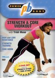 Power Body: Strength & Core Workout 2 DVD Set with Trish Muse