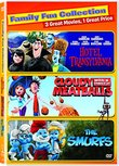 Cloudy with a Chance of Meatballs / Hotel Transylvania - Vol / Smurfs, the (2011) - Set